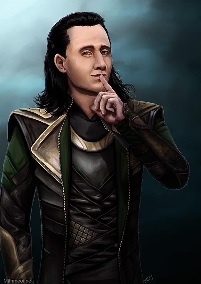 Featured image: Loki