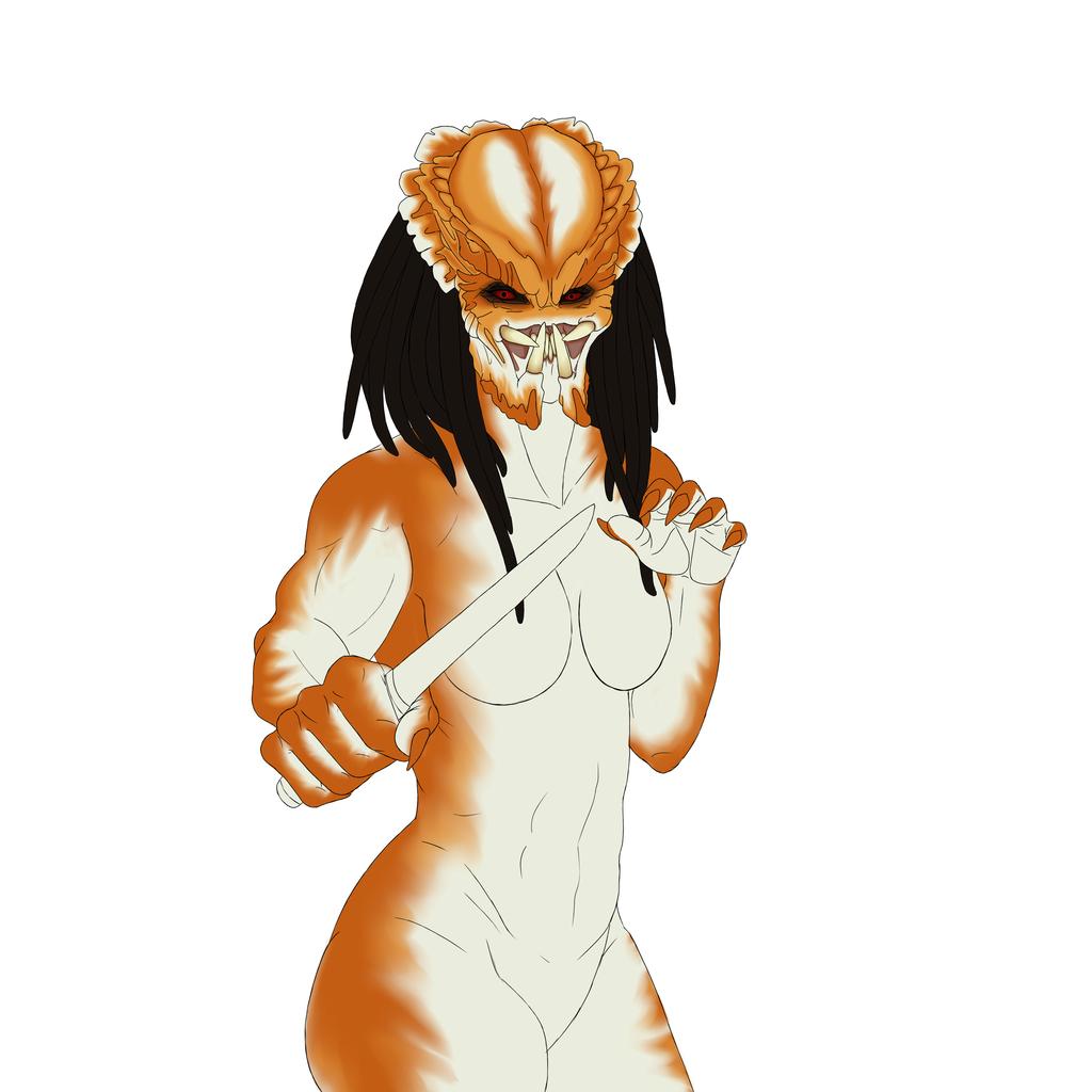 Most recent image: FEM Predator WIP part 2