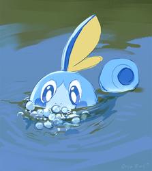 Sobble Used Bubble