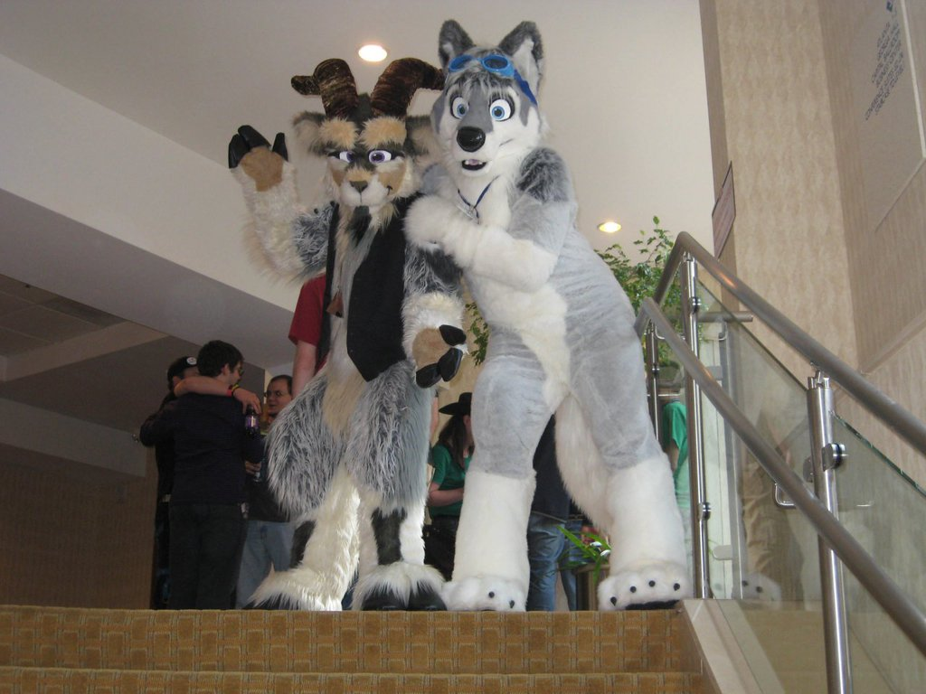 FWA 2012 - Day 2 - Scape the Goat and Ayulf