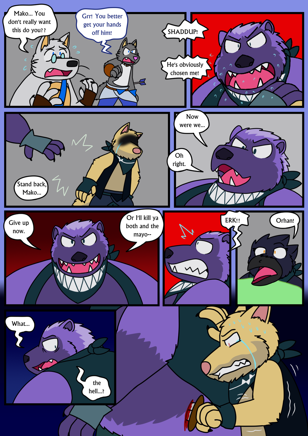 Lubo Chapter 20 Page 12