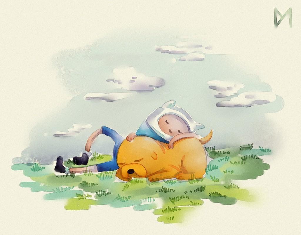 Fanart Sweet Dreams Time