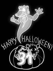 Inktober # 31: Happy Halloween!