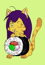 Miaucix Sushi Delivery Service