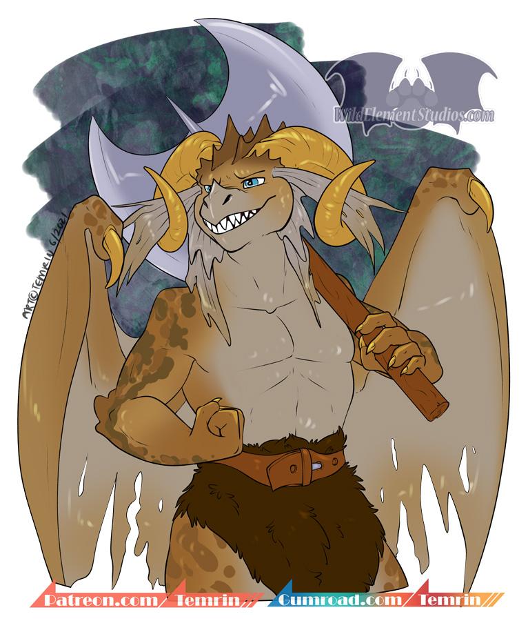 Furaltiy - Arcten - Dragon Elder