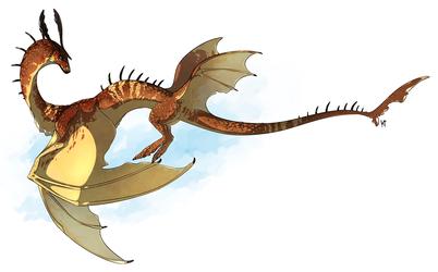 Sacer Dragon