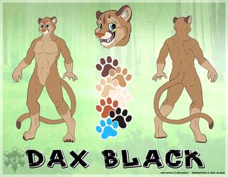 [CM - DaxBlack] Simple Char Ref