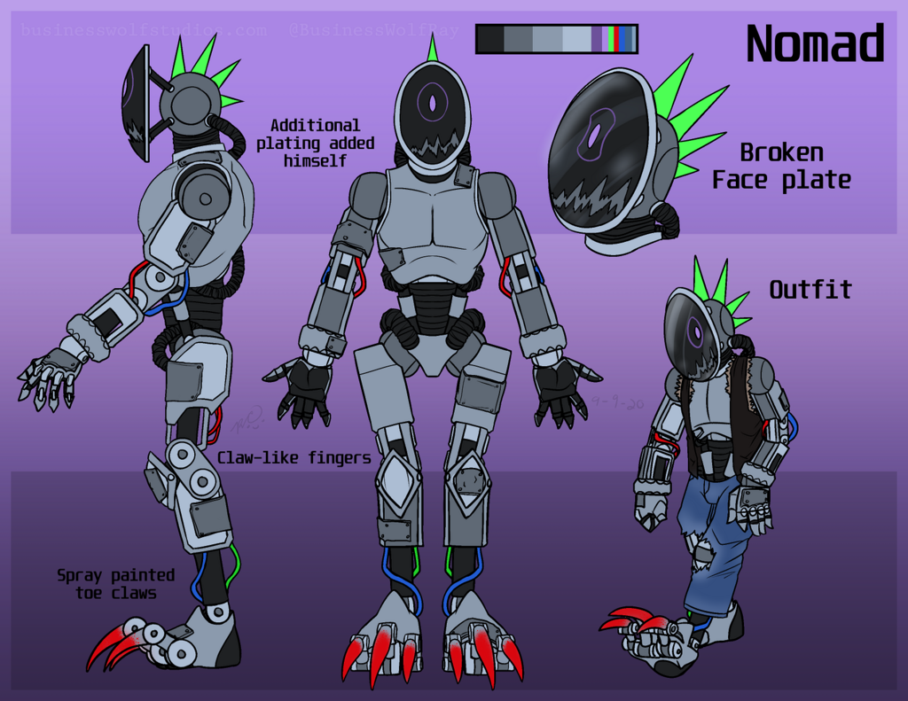 Nomad Reference [Comm]