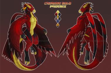 Cardinal Gold - Phoenix Adopt