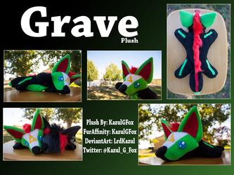 Grave Plush