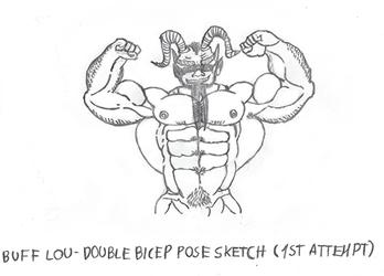 Lou - Double Bicep