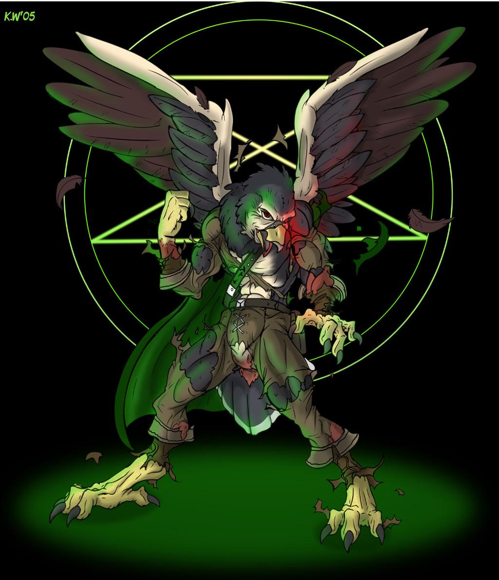 Warlock Hawk