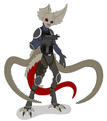 Fan Character: Sickle - Xcom Chimera Squad
