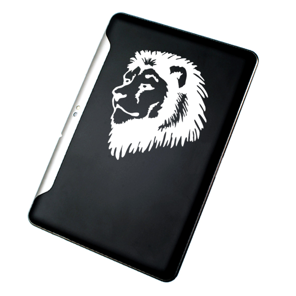 Most recent image: Lion Head Decal