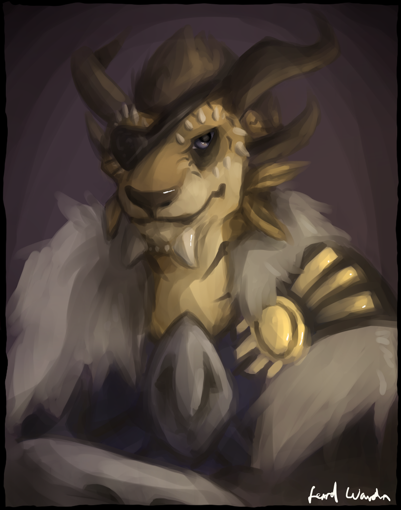 So my charr are a thing.
