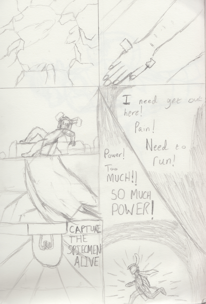 Unnamed Comic Page 5