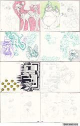 Sketchbook 75 - Part 7