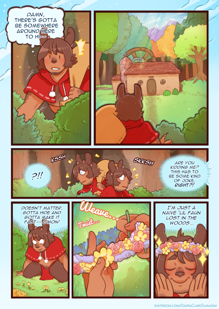 Solanaceae - Prologue Chapter 1 - Page 2