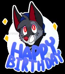 Happy ~late~ Birthday!