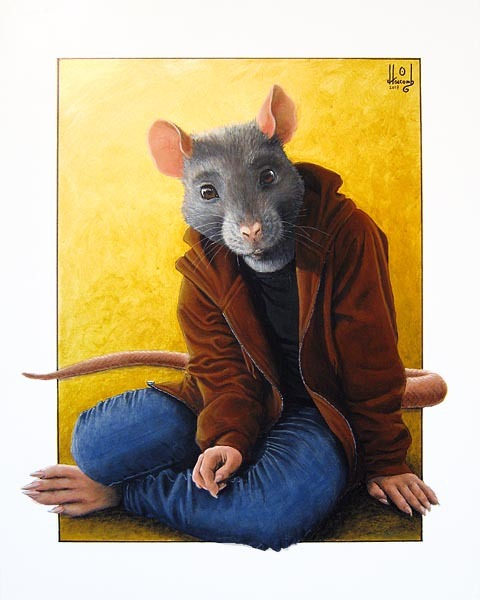 A Casual Rat