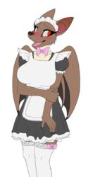 Maid fruit bat girl