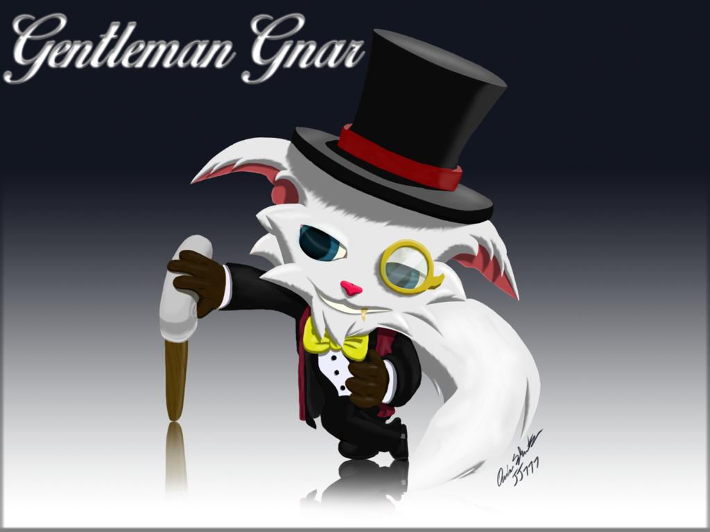 Featured image: Gentleman Gnar