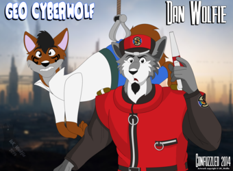 Confuzzled 2014 Roomshare Art