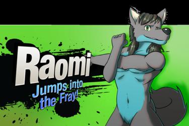 Raomi Enters the Battle!