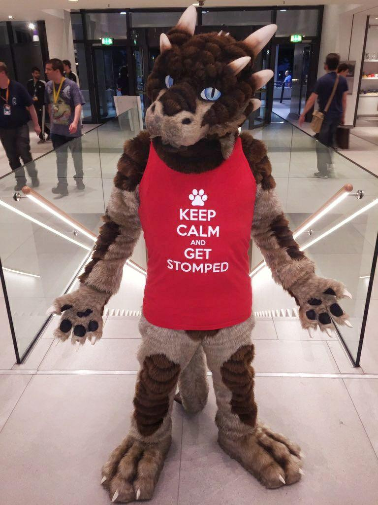 [EF23] Keep Calm and Get Stomped!