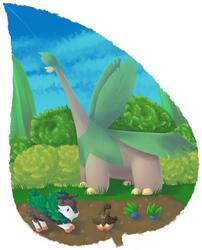 Pokemon Daily 6: Grass