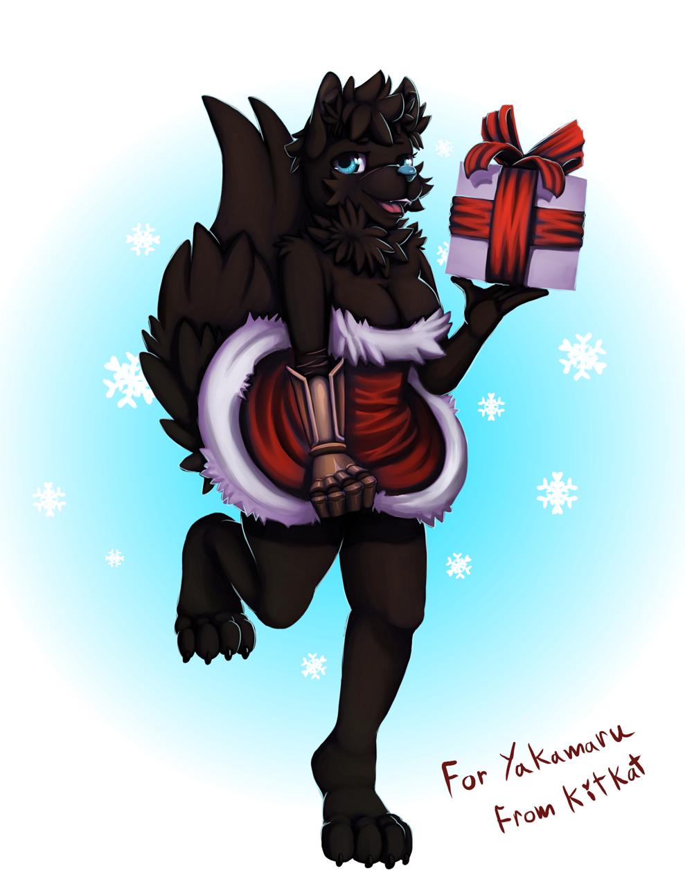 [Gift] Christmas Gift for Yakamaru