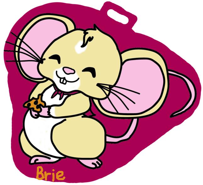 Brie Badge for kittrel