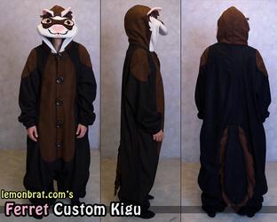 Ferret Custom Kigu