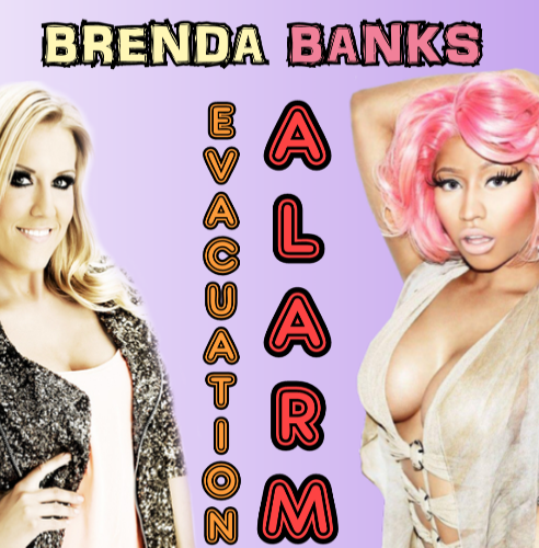 Evacuation Alarm [Nicki Minaj & Cascada vs. Marcus Malson & Will Dragen]