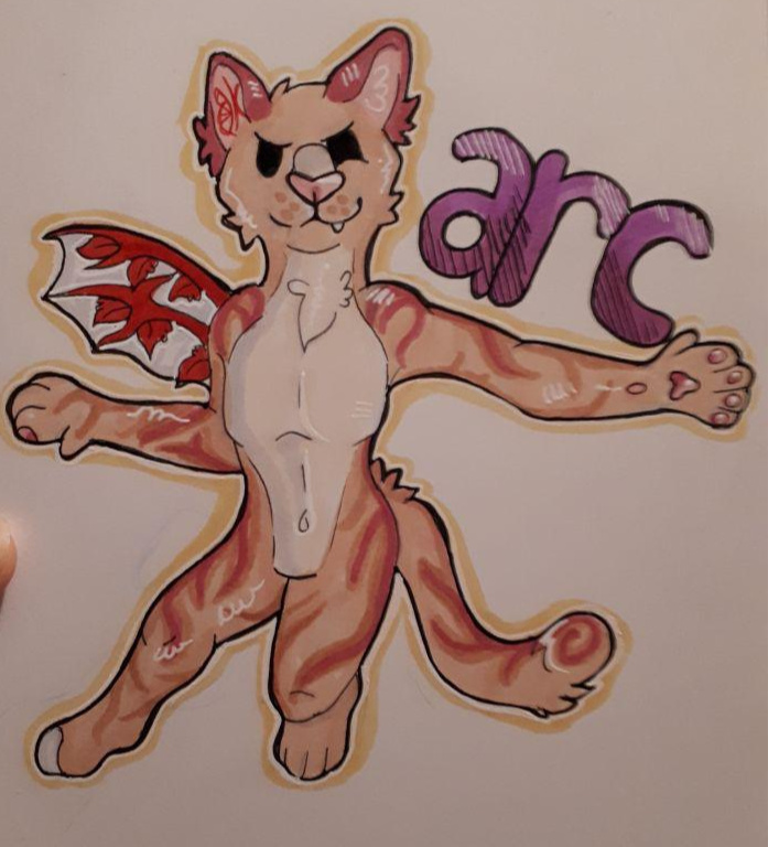 arc-Badge Commission