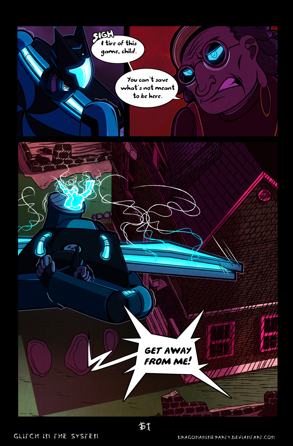Transformers Animated GITS Vol1Pg61