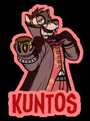 BLFC 2018 Badge Commission for Kuntos