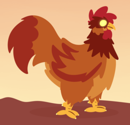Gui the rooster