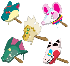 Shitty Popsicle Commissions [C$]