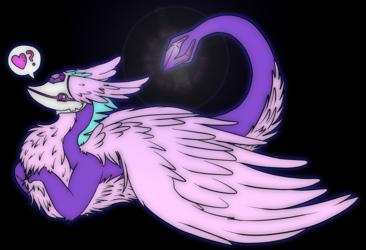 Aether: The Lightning Darakkarei Spirit