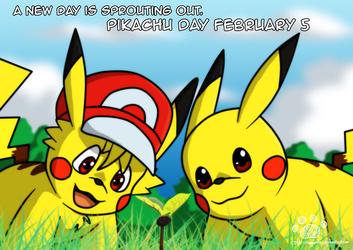 Pikachu Day 2014