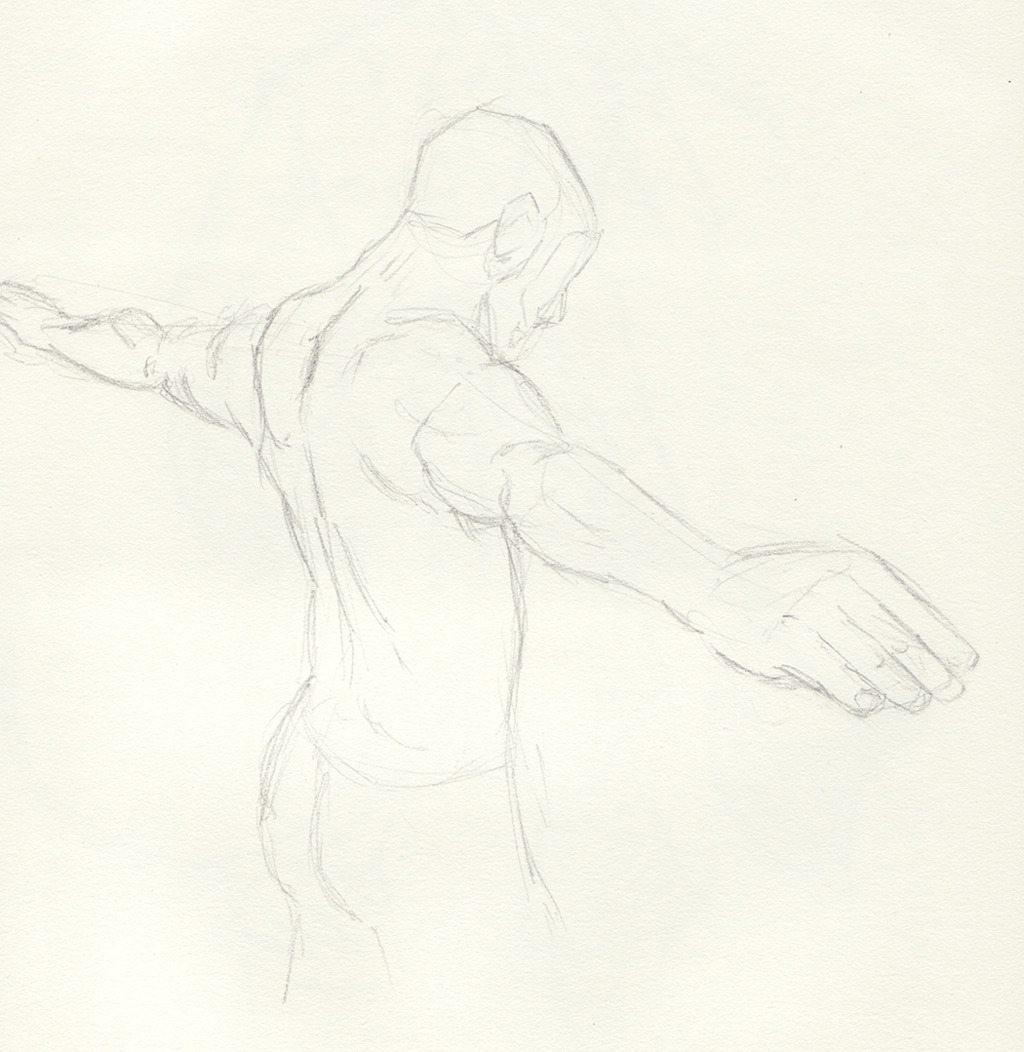 Most recent image: Perspective Study