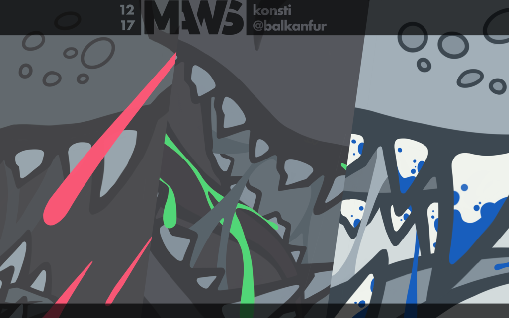 Most recent image: MAWS TRIOLOGY