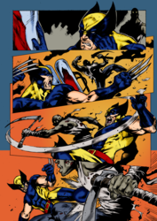 Wolverine Page 4