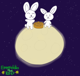 The Moon rabbits