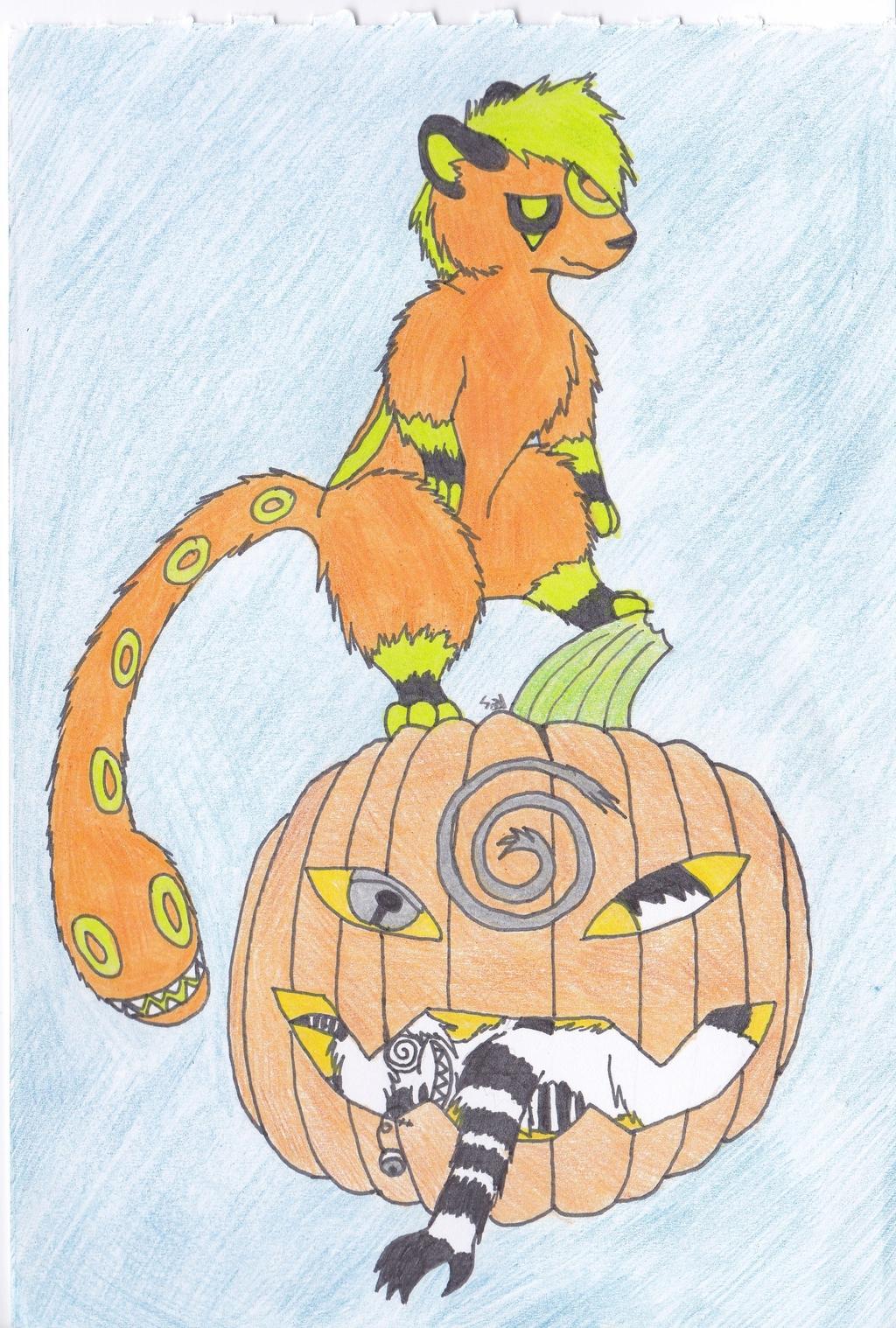 Pumpkin Peril