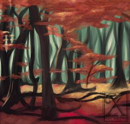 Landscape Study: Forest