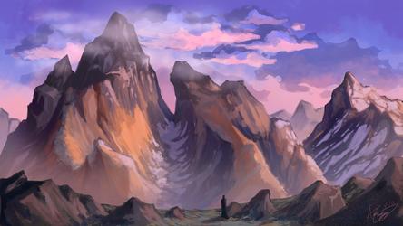 Mount Obsidian
