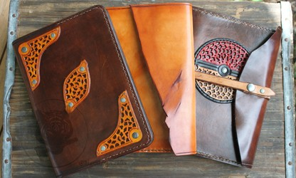 Leather Sketchbooks