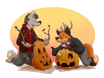 Happy Halloweenies!